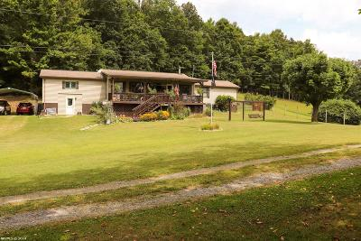 Single Family Home For Sale: 4704 Pilot Road