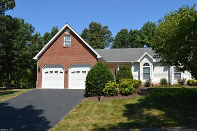 Montgomery County Condo/Townhouse For Sale: 3630 Fairway View Drive