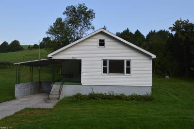 Newport Single Family Home For Sale: 3333 Cumberland Gap Road