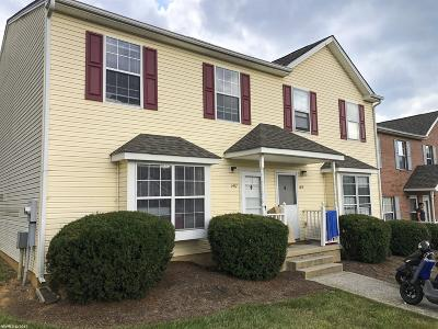 Montgomery County Condo/Townhouse For Sale: 1419 Christine Court