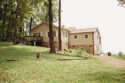 Floyd County Single Family Home For Sale: 1575 Walnut Knob Road