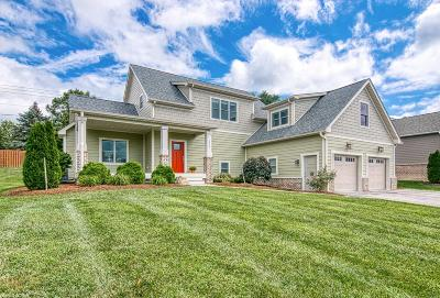 Blacksburg Single Family Home For Sale: 1706 Asher Lane