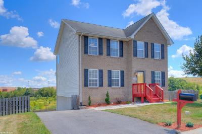 Christiansburg Single Family Home For Sale: 290 Chelsea Loop