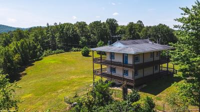 Floyd County Single Family Home For Sale: 780 Hylton Hollow Road