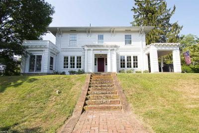 Radford Single Family Home For Sale: 715 Oak Lane