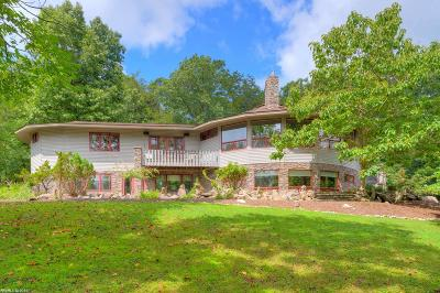 Blacksburg Single Family Home For Sale: 1771 Forest View Lane