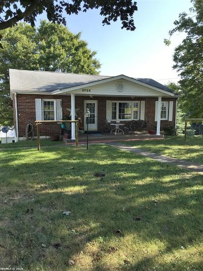 Pulaski County Single Family Home For Sale: 3726 Morehead Lane