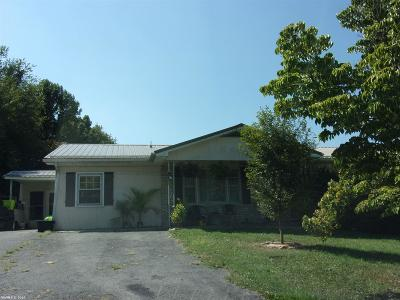Giles County Single Family Home For Sale: 200 Poff Street