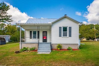 Pulaski County Single Family Home For Sale: 8033 Church Hill Lane