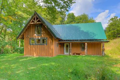 Blacksburg Single Family Home For Sale: 2207 Keisters Branch Road
