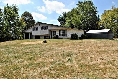 Montgomery County Single Family Home For Sale: 1895 Mud Pike