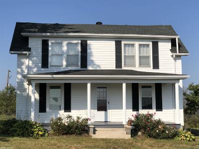 Floyd County Single Family Home For Sale: 210 Burks Fork Road
