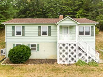 Wythe County Single Family Home For Sale: 755 Locust Hill Road