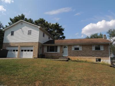 Pulaski County Single Family Home For Sale: 633 Hudson Drive