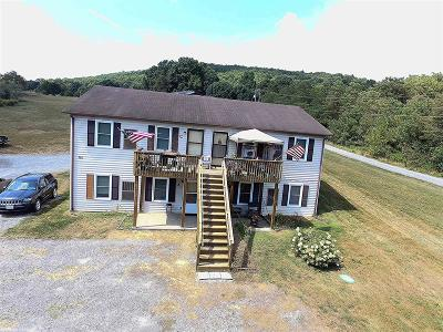 Wythe County Multi Family Home For Sale: 438 Ivanhoe Road