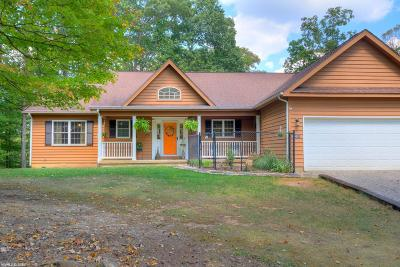 Blacksburg Single Family Home For Sale: 3680 Deer Run Road