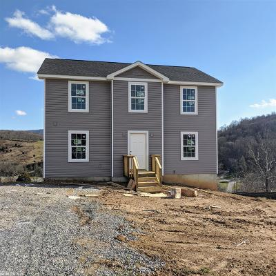 Giles County Single Family Home For Sale: 120 Prairie View Lane