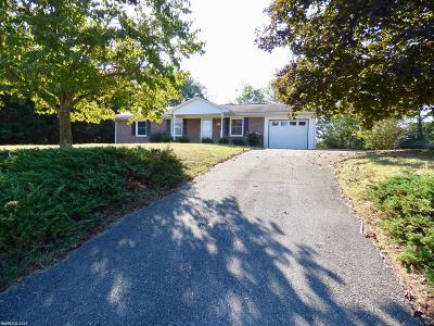 Wythe County Single Family Home For Sale: 735 Rolling Hills Drive