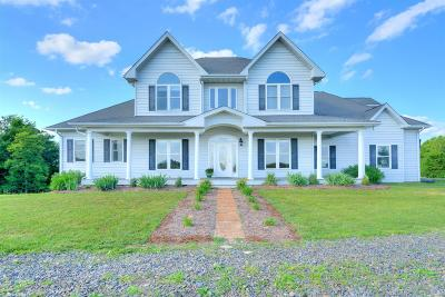 Floyd County Single Family Home For Sale: 497 Thunderstruck Road
