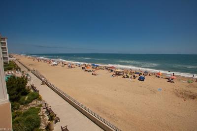 Sandbridge Beach Single Family Home For Sale: 3738 Sandpiper Rd #420B