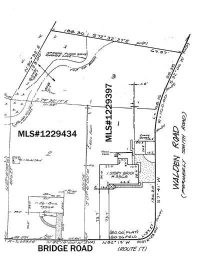 Suffolk Residential For Sale: 3564 Bridge Rd