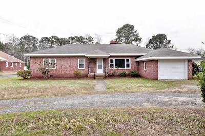 York County Single Family Home Under Contract: 2240 Old Williamsburg Rd