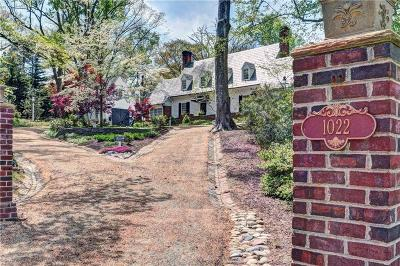 Williamsburg Single Family Home For Sale: 1022 Jamestown Rd