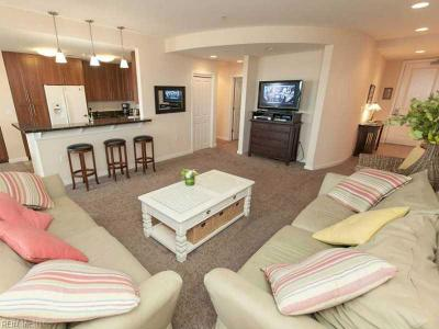 Sandbridge Beach Single Family Home For Sale: 3738 Sandpiper Rd #232B