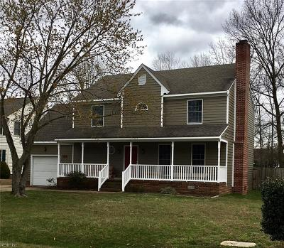 York County Single Family Home Under Contract: 103 Richard Rn
