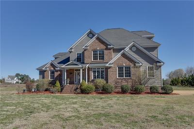 Hampton Single Family Home For Sale: 192 Hall Rd