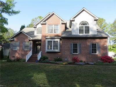 York County Single Family Home For Sale: 406 Yorkville Rd