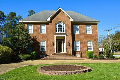 Williamsburg Single Family Home For Sale: 710 Richmond Rd