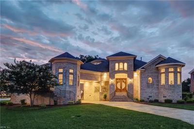 Suffolk VA Single Family Home For Sale: $1,100,000