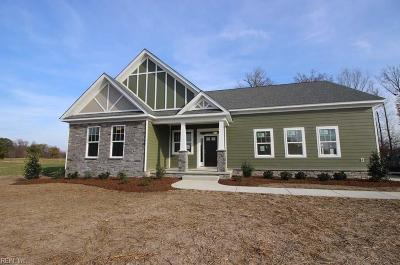 Isle of Wight County Single Family Home Under Contract: 14438 Omera Dr