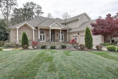 Suffolk Single Family Home Under Contract: 5106 West Creek Ct