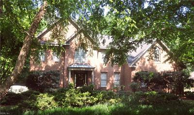 York County Single Family Home For Sale: 303 Chinquapin Orch