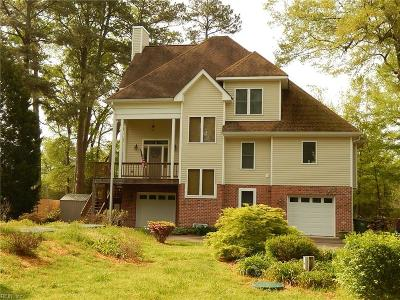 Hayes Single Family Home For Sale: 8240 Mobjack Ln