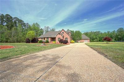 Suffolk Single Family Home Under Contract: 5330 Quaker Dr