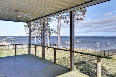 York County Single Family Home For Sale: 1612 Dandy Loop Rd
