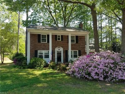 Hayes Single Family Home Under Contract: 2101 York Ln