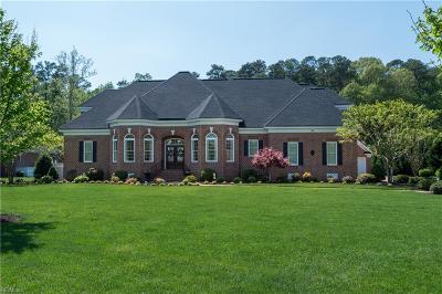 York County VA Single Family Home Under Contract: $925,000