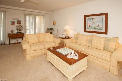 Sandbridge Beach Single Family Home For Sale: 3738 Sandpiper Rd #124