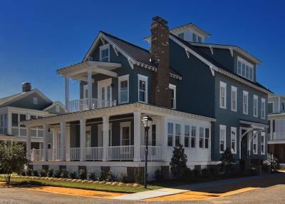 Norfolk Single Family Home For Sale: 4571 East Beach Dr