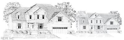 Chesapeake Single Family Home Under Contract: 1216 Newtown Ln