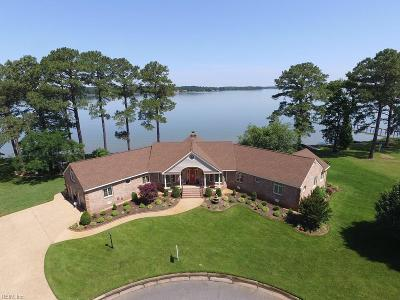 Poquoson Single Family Home For Sale: 46 Edwards Rd
