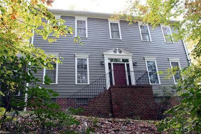 York County Single Family Home For Sale: 203 Skimino Landing Dr