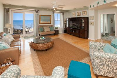 Sandbridge Beach Single Family Home For Sale: 3700 Sandpiper Rd #305