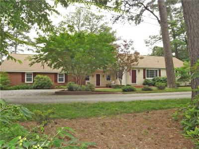 Hampton Single Family Home For Sale: 3 Fulton Farm Rd