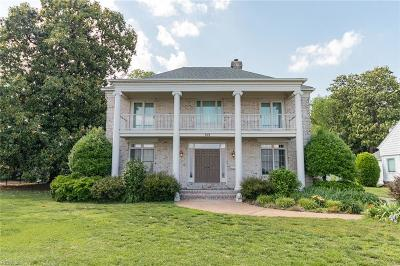 Newport News Single Family Home For Sale: 515 Chesapeake Ave