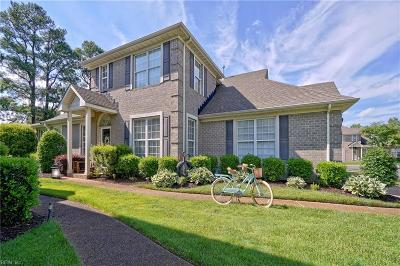 Portsmouth Single Family Home For Sale: 1012 Estates Ct